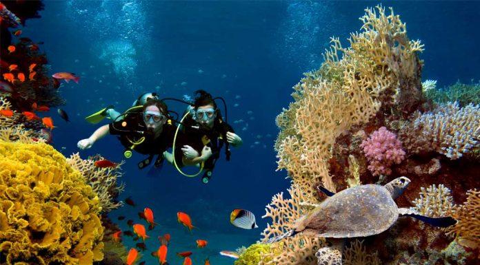 Scuba diving, ดำน้ำลึก