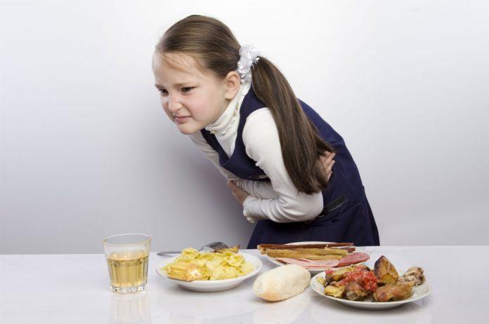 อาหารเป็นพิษ
